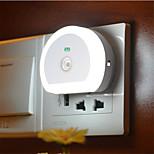 Недорогие -ywxlight® удобный портативный светодиодный светильник с двойной розеткой зарядного устройства USB в сумерках до настенной лампы датчика рассвета
