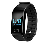 cheap -Smart Bracelet Bluetooth Portable Pedometer Fitness Tracker Sleep Tracker Bluetooth 4.0 Android 4.4 IOS No Sim Card Slot