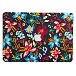 cheap -MacBook Case for Flower Polycarbonate Material New MacBook Pro 13-inch MacBook Air 13-inch Macbook Air 11-inch Macbook MacBook Pro