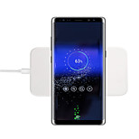 cheap -Wireless Charger Phone USB Charger USB Wireless Charger Qi 1 USB Port 1A DC 5V iPhone X iPhone 8 Plus iPhone 8 S8 Plus S8 S7 Active S7
