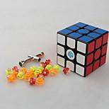 Недорогие -Кубик рубик 3*3*3 Спидкуб Кубики-головоломки головоломка Куб Классический Места Square Shape Подарок