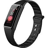 cheap -Bluetooth Water Resistant Calories Burned Touch Sensor APP Control Pulse Tracker Pedometer Activity Tracker Sleep Tracker Alarm Clock