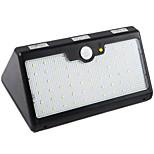 Недорогие -1шт 10W Солнечные LED панели Инфракрасный датчик Водонепроницаемый Уличное освещение Тёплый белый Холодный белый <5V