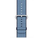 Недорогие -Ремешок для часов для Apple Watch Series 3 / 2 / 1 Apple Классическая застежка Нейлон Повязка на запястье