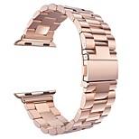 Недорогие -часовая группа для серии яблочных часов 3/2/1 яблочный браслет с современной пряжкой из нержавеющей стали