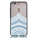 cheap -Case For Huawei P8 Lite (2017) P10 Lite Transparent Pattern Back Cover Mandala Hard Acrylic for P10 Lite P9 Lite P8 Lite (2017)