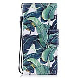 cheap -Case For Sony Xperia XZ1 Xperia XZ1 Compact Card Holder Wallet with Stand Flip Magnetic Pattern Full Body Tree Hard PU Leather for Xperia