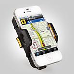 Недорогие -Велоспорт Мобильный телефон держатель стенд Регулируемая подставка Мобильный телефон Тип пряжки Против скольжения Держатель