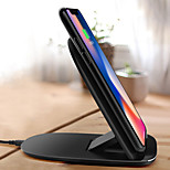 cheap -Dock Charger / Wireless Charger Phone USB Charger USB Wireless Charger / Qi 1 USB Port 2A iPhone 8 Plus / iPhone 8 / S8 Plus