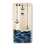 cheap -Case For Huawei P10 Plus P10 Lite Pattern Back Cover Anchor Soft TPU for P10 Plus P10 Lite P10 P9 P9 Lite P9 Plus P8 P8 Lite P8 Lite
