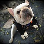 Недорогие -Собака Футболка Одежда для собак На каждый день Животные Черный Костюм Для домашних животных