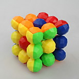 Недорогие -Кубик рубик Чужой 3*3*3 Спидкуб Кубики-головоломки головоломка Куб Классический Места Square Shape Подарок