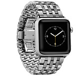 cheap -Watch Band for Apple Watch Series 3 / 2 / 1 Apple Classic Buckle Steel Wrist Strap