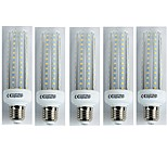 Недорогие -5 шт. 19W 1600lm E27 LED лампы типа Корн T30 96 светодиоды SMD 3528 Холодный белый 6400K AC 110-240V