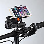 Недорогие -Велоспорт Мобильный телефон держатель стенд Регулируемая подставка Тип пряжки пластик Держатель