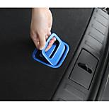 Недорогие -автомобильный багажник двери охватывает DIY автомобилей интерьеров для джипа все годы ренегат компас алюминиевый металл