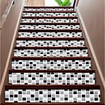 Недорогие -Праздник Отдых Наклейки Простые наклейки Декоративные наклейки на стены, Бумага Украшение дома Наклейка на стену Стена Пол