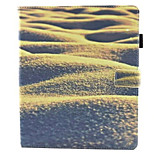 cheap -Case For Apple iPad mini 4 Shockproof with Stand Flip Pattern Auto Sleep/Wake Up Full Body Cases Scenery Hard PU Leather for