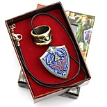 economico -Altri accessori Ispirato da The Legend of Zelda Ao Anime Accessori Cosplay 1 anello 1 spilla