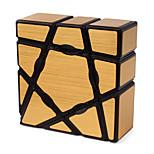 Недорогие -Кубик рубик Чужой 1*3*3 Спидкуб Кубики-головоломки головоломка Куб Глянцевый Подарок