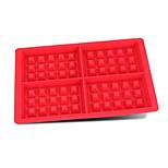 Недорогие -Пивные инструменты Прямоугольный Для Pie Пироги силикагель Инструмент выпечки