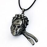 Недорогие -Больше аксессуаров Вдохновлен Наруто Naruto Uzumaki Аниме Косплэй аксессуары Ожерелья
