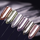 Недорогие -Инструментов Сумки Гель для ногтей Блестящие Классика Пайетки Высокое качество Повседневные Дизайн ногтей