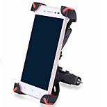 cheap -Motorcycle Bike Mobile Phone mount stand holder Adjustable Stand Mobile Phone Buckle Type Slip Resistant Polycarbonate Holder