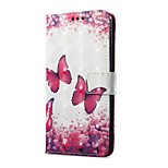cheap -Case For Huawei Mate 10 pro Mate 10 lite Card Holder Wallet with Stand Flip Magnetic Pattern Full Body Butterfly Hard PU Leather for Mate