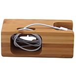 Недорогие -Apple Watch Стенд с адаптером Other Бамбук Стол