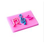 Недорогие -Формы для пирожных Торты Для шоколада Для торта Для Cookie конфеты силикагель Инструмент выпечки День рождения Новый год День