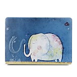 cheap -MacBook Case for Elephant Polycarbonate Material New MacBook Pro 13-inch MacBook Air 13-inch Macbook Air 11-inch Macbook MacBook Pro