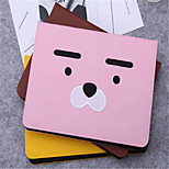 cheap -Case For iPad 9.7 (2017) Card Holder with Stand Pattern Auto Sleep/Wake Up Full Body Cases Cartoon Hard PU Leather for