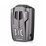 Недорогие -v9 автомобильный радар-детектор 360 градусов 16-полосный светодиодный дисплей russia / english голосовое предупреждение предупреждение