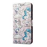 cheap -Case For Huawei Mate 10 pro Mate 10 lite Card Holder Wallet with Stand Flip Magnetic Pattern Full Body Unicorn Hard PU Leather for Mate