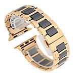 preiswerte -Uhrenarmband für Apple Watch Series 3 / 2 / 1 Apple Schmetterling Schnalle Stehlen Handschlaufe