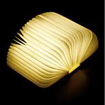 Недорогие -usb заряжаемый творческий складной вел книжный светильник портативный мини-кленовый ночник