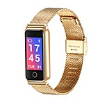 cheap -Touch Switch Smart Watch Calories Burned Pedometers Blood Pressure Measurement Anti-lost APP Control Pulse Tracker Pedometer Activity
