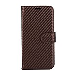 cheap -Case For Huawei Mate 10 Card Holder Wallet with Stand Flip Full Body Cases Solid Color Hard PU Leather for Mate 10