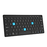 cheap -Bluetooth Mechanical keyboard Slim Foldable For Bluetooth