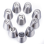 cheap -Cake Molds Novelty Everyday Use Stainless Steel + A Grade ABS DIY Valentine's Day Wedding 3D