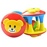 Недорогие -Игрушечные инструменты Игрушки Круглый Пластик 1 Куски Дети (1-3 лет) Подарок