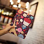Недорогие -Кейс для Назначение Apple iPad Air 2 iPad (2017) Бумажник для карт Кошелек со стендом С узором Авто Режим сна / Пробуждение Чехол