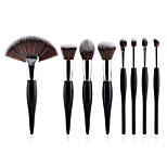 cheap -Powder Brush Blush Brush Makeup Brush Set Synthetic Hair Soft Full Coverage Wooden Face Nose