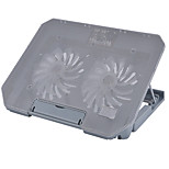 cheap -Adjustable Stand Other Laptop Stand with Cooling Fan Plastic Other Laptop