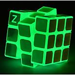 Недорогие -Кубик рубик Световой световой куб 3*3*3 Спидкуб Кубики-головоломки головоломка Куб Классический Сияющий в темноте Места Square Shape
