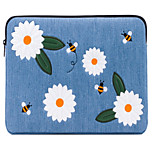 cheap -sleeves for new macbook pro 13-inch macbook air 13-inch macbook pro 13-inch flower oxford cloth