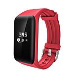 Недорогие -Многофункциональные часы Спортивные часы Smart Датчик для отслеживания сна будильник Сидячий Напоминание Bluetooth 4.0 Android 4.4