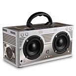 Недорогие -W9 Bluetooth-динамик Bluetooth 4.0 Аудио (3,5 мм) 3.5 мм AUX Домашние колонки Серый