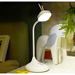 Недорогие -1шт LED Night Light Теплый белый Работает от USB Сенсорный датчик